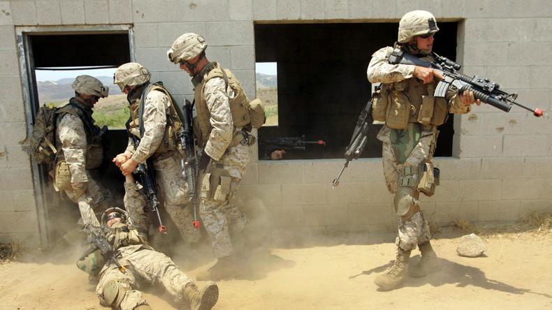 """""""Washington droht ein zweites Vietnam"""" - USA und Frankreich verlegen weitere Soldaten nach Syrien"""