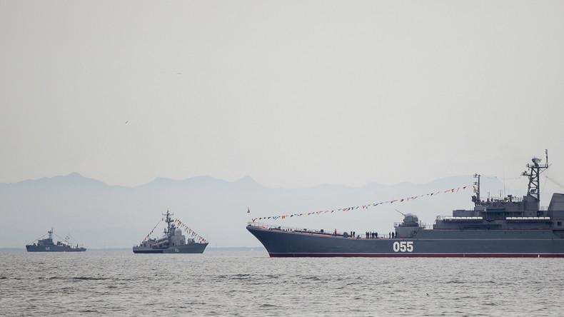 Schwedische Presse: Russische Militärübungen in der Ostsee sind Vorbereitung auf Krieg und Invasion