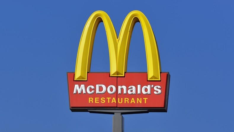 Spinnen-Burger: Toter Achtbeiner in McDonald's-Bestellung verdirbt Schottin den Appetit