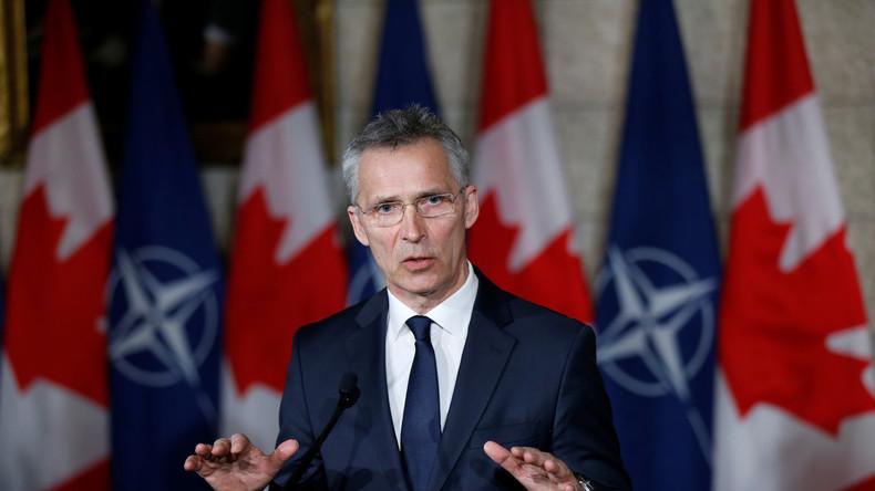 NATO-Generalsekretär Jens Stoltenberg: Wir sind um bessere Beziehungen mit Russland bemüht