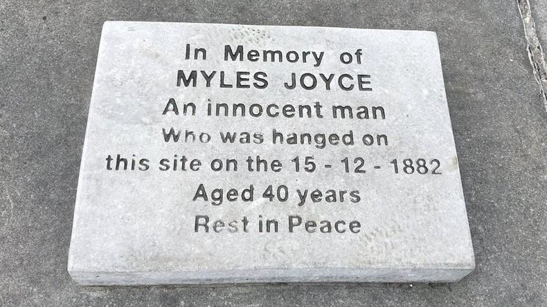 Irischer Präsident begnadigt zu Unrecht Verurteilten 136 Jahre nach seiner Hinrichtung