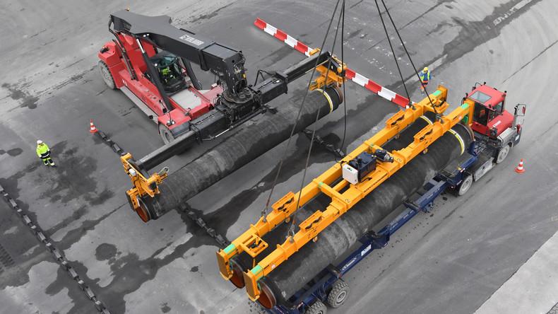 Finnische Regierung gibt grünes Licht für Ostsee-Pipeline Nord Stream 2