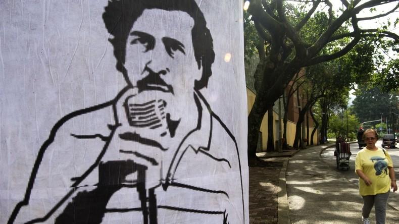 """""""Sieg des Guten über das Böse"""": Haus des kolumbianischen Drogenbarons Escobar wird abgerissen"""
