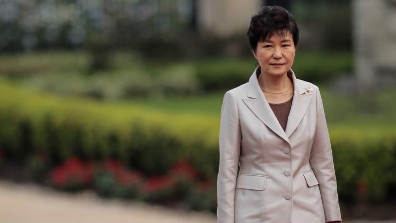 Südkoreanische Ex-Präsidentin Park wegen Korruption schuldig befunden: 24 Jahre Haft