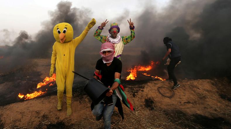 Gaza-Proteste: Zwischen Wut, Hoffnung und einer drohenden Umweltkatastrophe
