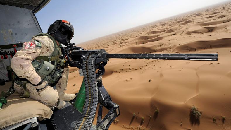Zwei tote Blauhelme bei Angriff auf UN-Basis in Mali