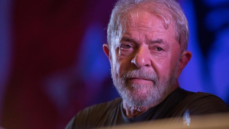 Brasilianischer Richter erlässt Haftbefehl gegen Ex-Präsidenten Inácio Lula da Silva