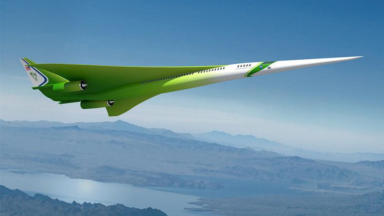 Bald ohne Knall - Überschallflugzeuge kehren zurück