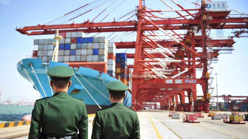 """Handelskrieg: China zur Verteidigung eigener Interessen gegen USA """"um jeden Preis"""" bereit"""