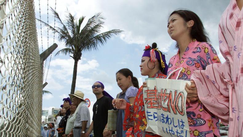 #MeToo auf Okinawa - Vergewaltigte Frau fordert Entschädigung für Opfer von US-Soldaten