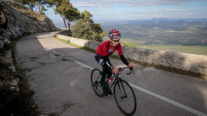 Radfahrer-Gruppe von Auto überrollt: Deutscher auf Mallorca gestorben