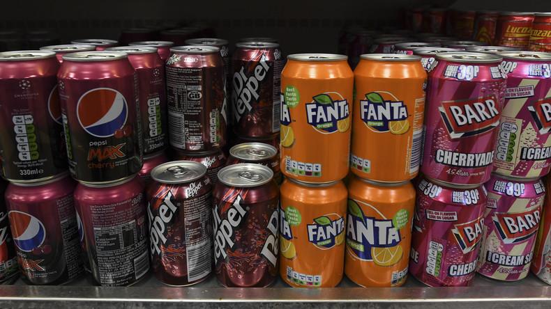 Du bist, was du trinkst: Großbritannien führt Steuer auf zuckerhaltige Getränke ein