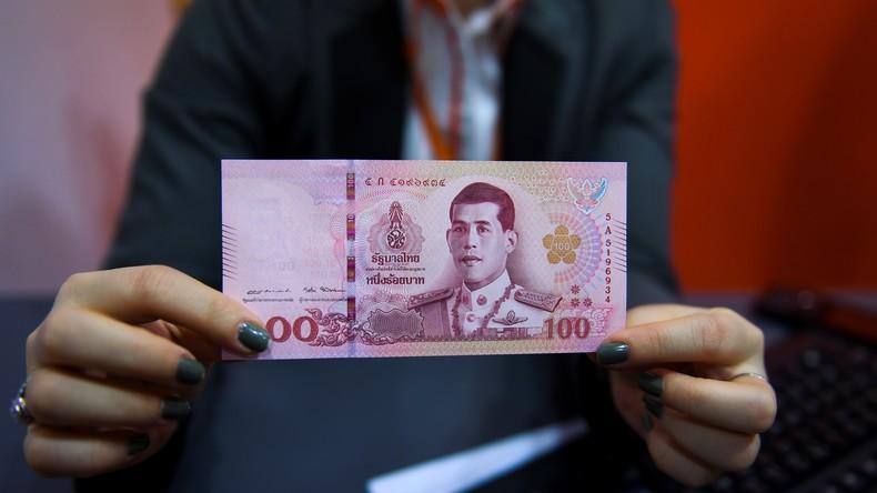 Thailand ändert erstmals seit 70 Jahren Antlitz auf Bargeld