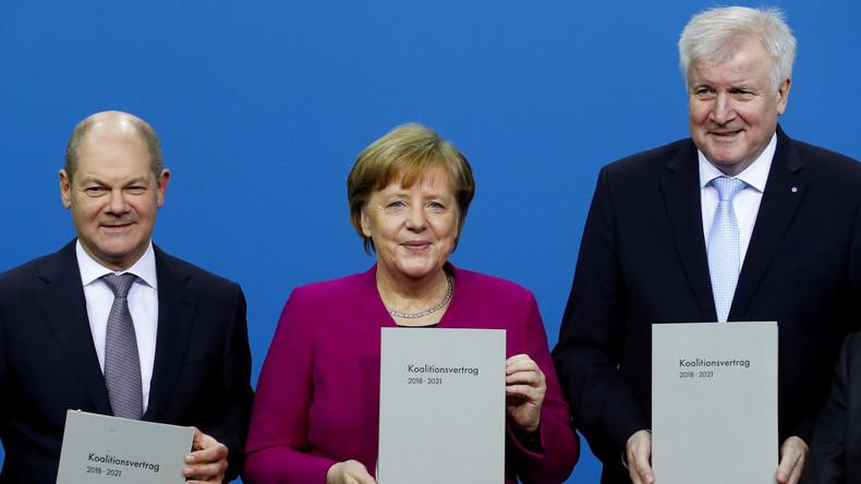 Familiennachzug: CSU droht den Sozialdemokraten mit Ende der Koalition