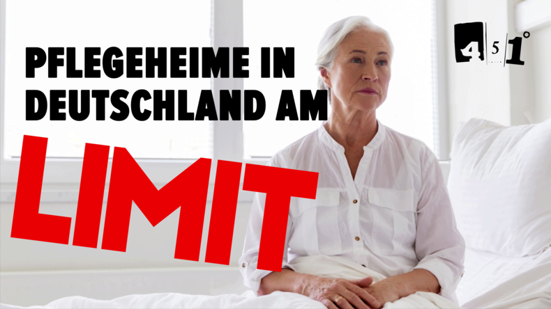 Deutsche Pflegeheime am Limit | 451 Grad