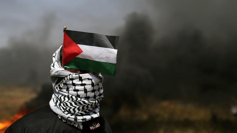 Zahl der bei Gaza-Protesten getöteten Palästinenser steigt auf sechs - mehr als 1.000 Verletzte