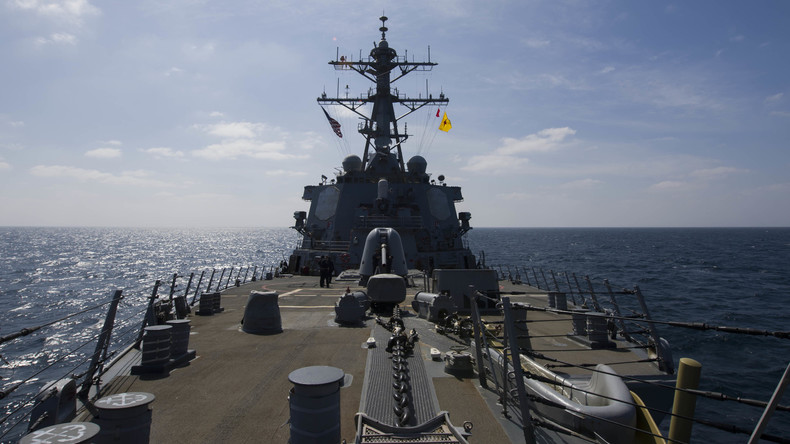 US-Navy stellt Zerstörer USS John Flinn in Dienst