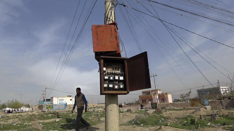 USA gaben 60 Millionen Dollar für nicht funktionsfähiges Stromnetz in Afghanistan aus
