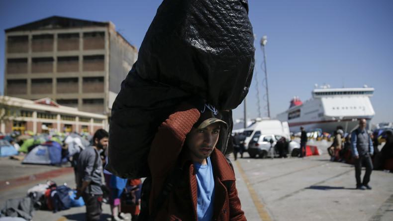 Sex, Drugs & Refugees: Wie der Traum von Europa über Nacht platzt