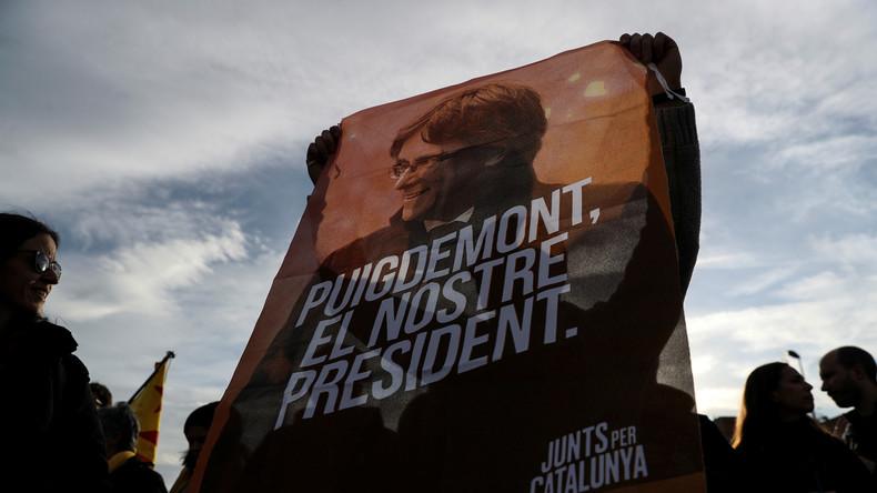Das ungeklärte Schicksal des Carles Puigdemont - Auslieferung noch immer möglich