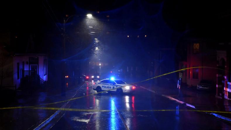 Mindestens 14 Tote bei Verkehrsunglück in Kanada – Bus mit Eishockey-Spielern kollidiert mit LKW