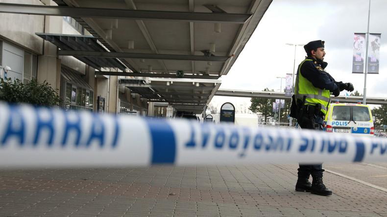Schwedischer Inlandsgeheimdienst: Warnungen vor Anschlagsplänen sind Alltag