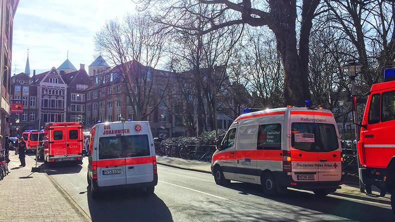 Live-Ticker: Auto rast in Münster in Menschenmenge - Polizei spricht von Attentat