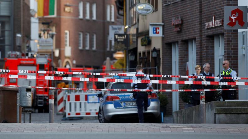 Polizei lobt besonnene Bürger nach Amokfahrt von Münster