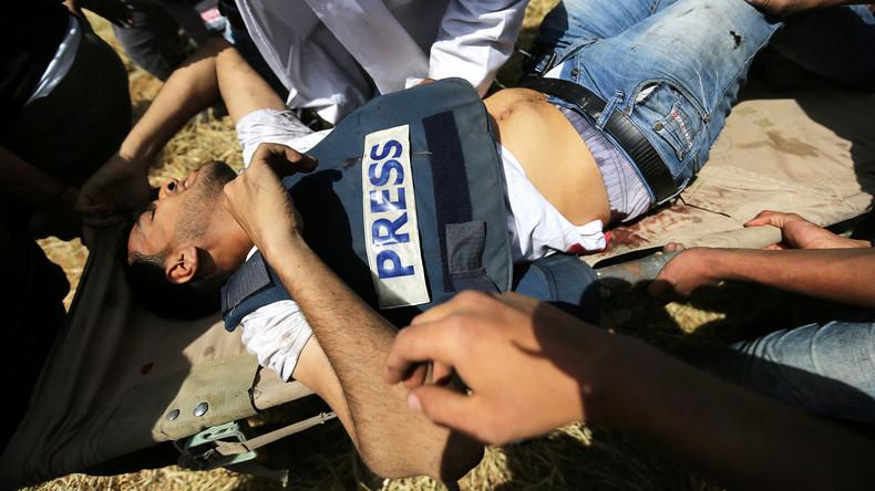 """Israels Verteidigungsminister zu Journalistentod an Gaza-Grenze: """"Wir werden kein Risiko eingehen"""""""
