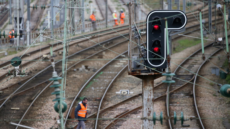 Neuer Streiktag bei Frankreichs Bahn bringt Passagieren etwas weniger Zugausfälle