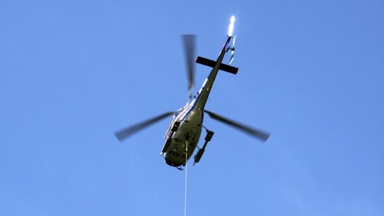 Australien: Hubschrauber schleppt Boot mit Fischer in Sicherheit – Krokodile bleiben ohne Mahlzeit