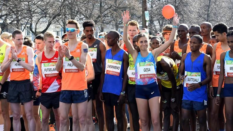 Medien: Polizei verhindert Anschlag bei Berliner Halbmarathon