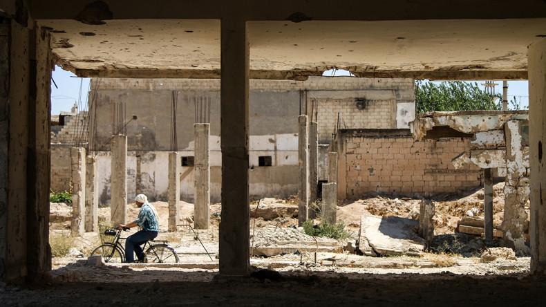 Militärbasis in Syrien unter Beschuss - mehrere Opfer