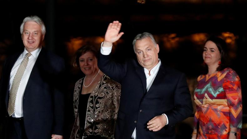 Orban gewinnt Wahl in Ungarn - dank der Direktmandate auch Zwei-Drittel-Mehrheit möglich