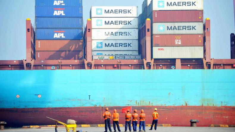 """China verbietet Export von Waren mit """"doppeltem Verwendungszweck"""" nach Nordkorea"""