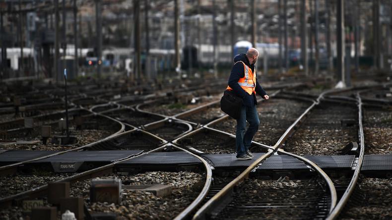 Frankreich: Eisenbahner-Streik hat schon 100 Millionen Euro gekostet