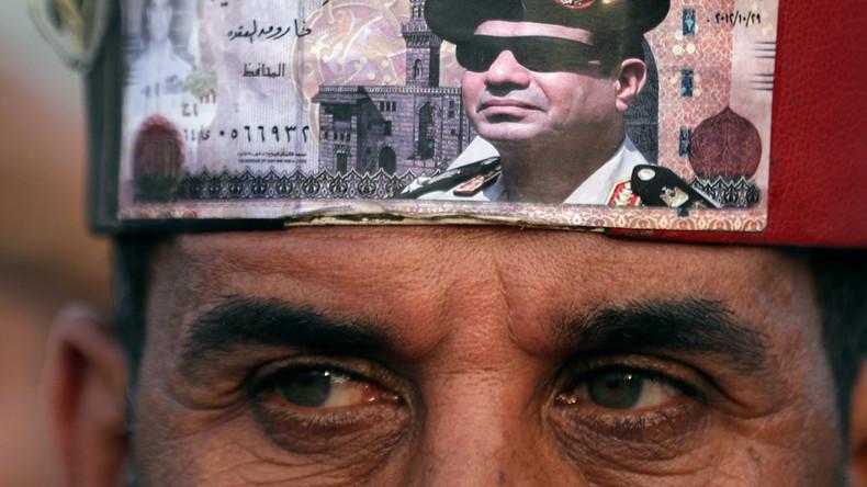 """Für Ost und West der """"Lieblingsdiktator"""": As-Sisi erweitert seine Macht über Ägypten"""