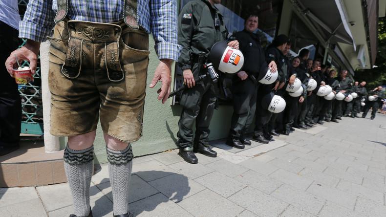 Bayern: Widerstand gegen geplantes Polizeiaufgabengesetz - Kritiker ziehen Gestapo-Vergleich