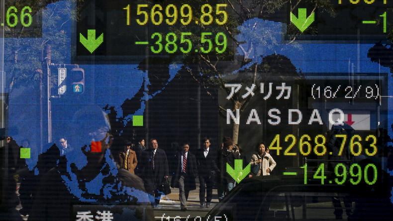 Japan stößt US-Anleihen ab - USA verlieren zunehmend an Vertrauen in Asien