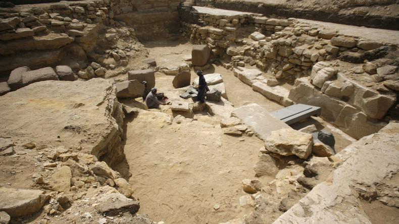 Versteckte Oase: Archäologen entdecken geheimnisvollen Tempel mitten in afrikanischer Wüste