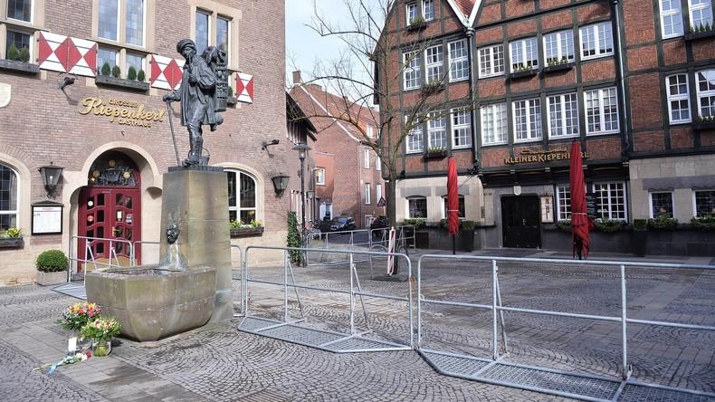 Todesfahrer von Münster Ermittler rätseln weiter über das Motiv von Jens R