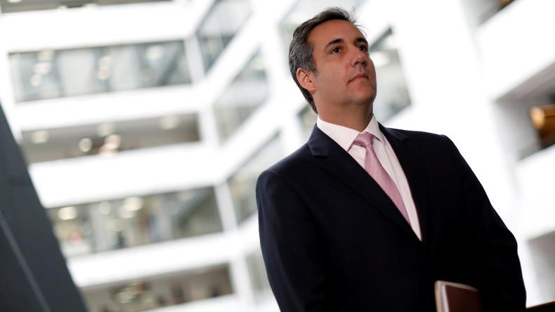 Nach Tipp des Russland-Sonderermittlers: Durchsuchung in Büro von Trump-Anwalt Michael Cohen