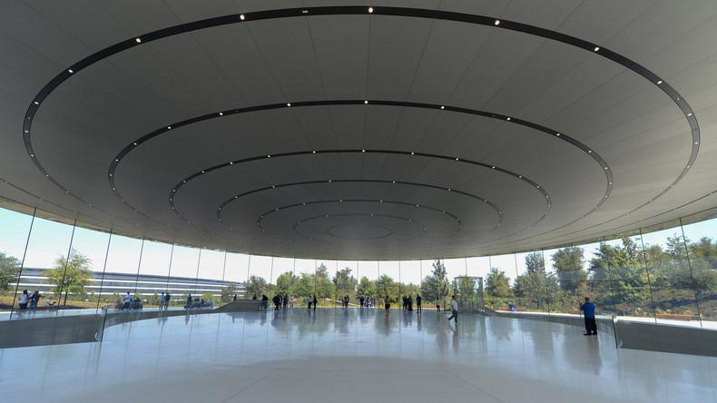 Apple stellt weltweit komplett auf erneuerbare Energie um