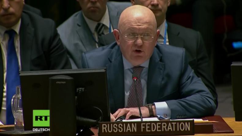 """Russland antwortet USA: """"Verstehen Sie nicht, in welch gefährliche Lage Sie die Welt bringen?"""""""