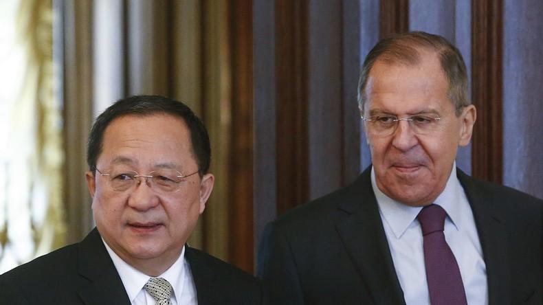 Russischer Außenminister Lawrow nimmt Einladung zum Staatsbesuch in Nordkorea an