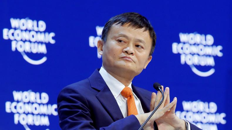 Alibabas Jack Ma fordert Zuckerberg auf, die Probleme Facebooks zu lösen