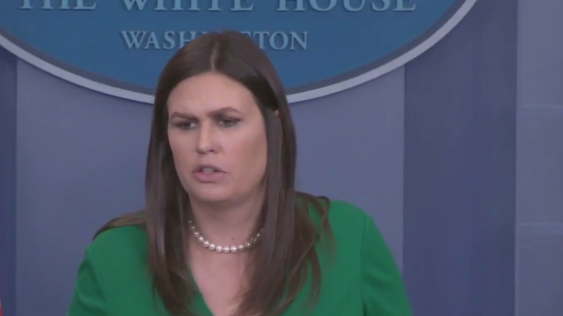"""Weißes Haus: """"Assad und Russland werden Preis für Giftgasangriff zahlen"""""""