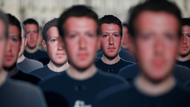 Big Data: Facebook erstellt auch von noch nie angemeldeten Personen Profile