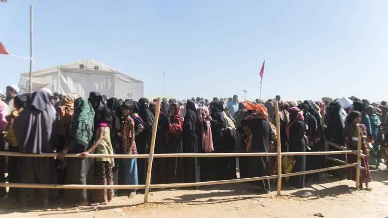Soldaten in Myanmar wegen Tötung von Rohingya verurteilt