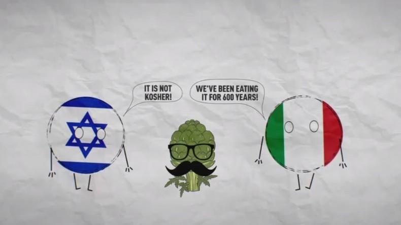 Krieg um Artischocke: Italienische Juden und israelische Rabbiner streiten über Gemüse
